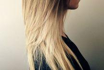 BLOND HAIR / like me
