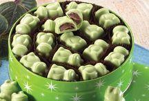 Frosch- Schokolade