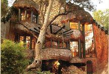 Natur og huse