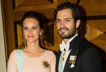Prinzessin Sofia Hellqvist und Prinz Carl Philip