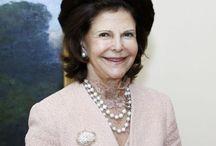 Königin Silvia u.König Carl- Gustaf