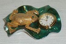 Frosch-Uhren
