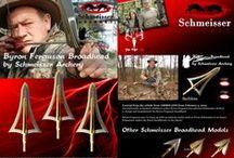 Packaging / Byron Ferguson Broadhead by Schmeisser Archery original packaging
