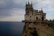 Krim - Crimea / Fotos von der Halbinsel Krim ab 2015