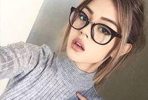 I Glasses fetish I / -being uploaded-