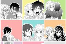 {Anime,manga collages} / -being uploaded-