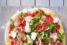 Pizza, Pizza, Pizza. / Find here the best Recipes for Pizza and Tarte Flambee
