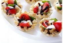 APPETIZER / Great recipes for appetizers