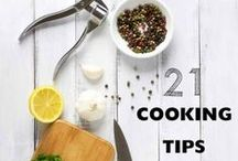 COOKING TIPS / Find cooking tips that will make you a great chef