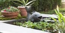 Garden Art & Sculptures