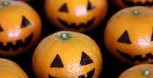Halloween / Boooh. Hexen, Gespenster und Zombies - Halloween ist das jährliche Highlight im Herbst. Hier bekommt Ihr viele Ideen und Inspirationen für Eure eigene Halloween-Party.