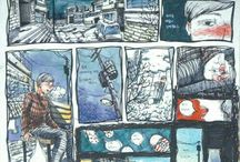 Planches / Comics or graphic novels