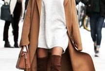 Celebrity Style / Celebrities on the street dressing in style