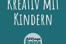 Kreativ mit und für Kinder