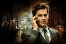 Christian Grey...Just the way I dreamed... / In my mind there is no room for other than Matt Bomer!