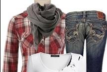 Clothing and style I like...