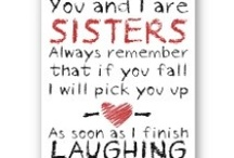 To My Girl's...