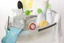 Cleaning & Organizing / by Elaina Jennison