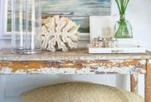 Beach house style / by Donna France- Davis