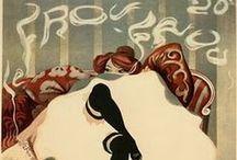 Poster design / Vintage poster art and design