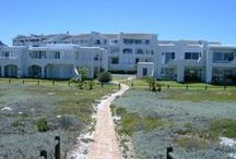 Properties in Melkbosstrand / Fabulous homes in the quaint seaside village as well as beachfront homes