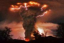 Extreme weather / Storms - lightening, tornado, dust, rain, snow  - extreme weather