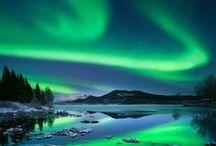 Aurora Borealis / The Northern Lights - Aurora Borealis