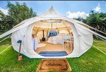 Tents etc / Tents, camping, caravans, yurts, wigwams, glamping, etc