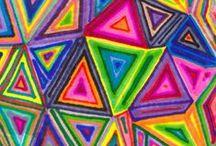 rechte vormen en lijnen