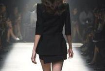 Back to black...