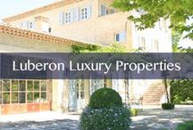 Luberon Luxury Properties / Provence and Luberon Luxury Properties for sale