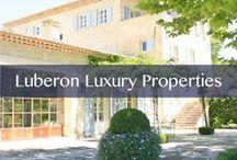 Luberon Luxury Properties / Provence and Luberon Luxury Properties for sale