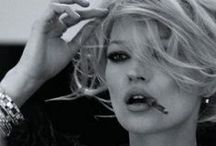 Kate Moss is the Boss