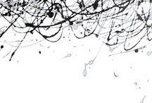 DRAW / black & white //
