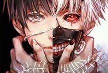 Tokyo Ghoul / Tokyo Ghoul, Anime, fanart