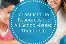 Articles - Blog / Tips, tricks, advice, and inspiring stories curated for teachers and therapists.