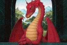мифология драконы