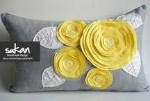 pillow / DIY Pillow