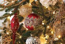 Christmas / Hier sind ein paar Ideen für unsere Weihnachtsdeko, alles was ich mache und auf von anderen!