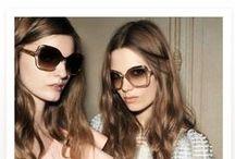 Chloé sunglasses. ( Okulary przeciwsłoneczne Chloé )