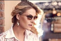 Ana Hickmann sunglasses. ( Okulary przeciwsłoneczne Ana Hickmann )
