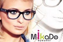 Mikado eyewear. ( Oprawy okularowe Mikado )