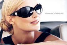 Tiffany sunglasses. ( Okulary przeciwsłoneczne Tiffany )
