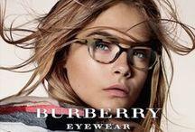 Burberry eyewear. ( Oprawy okularowe Burberry )