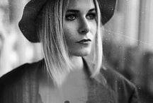 BLACK/WHITE PORTRAITS / portraits, black white, b/w, photography, model, fotografie