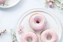 DONUT REZEPTE / Donuts, food, Essen, DIY, Idee, Nachtisch, Dessert