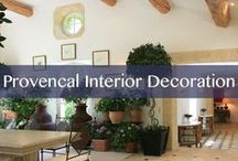Provencal Interior Decoration