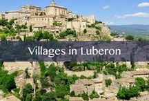 Villages in Luberon