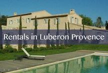 Rentals in Luberon Provence