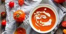 SUPPEN REZEPTE / Suppen, Suppe, Rezepte, Soups, Ideen, Gesund, Detox, Vegetarisch, Inspiration, Vegan, Vegetarisch, frisch,